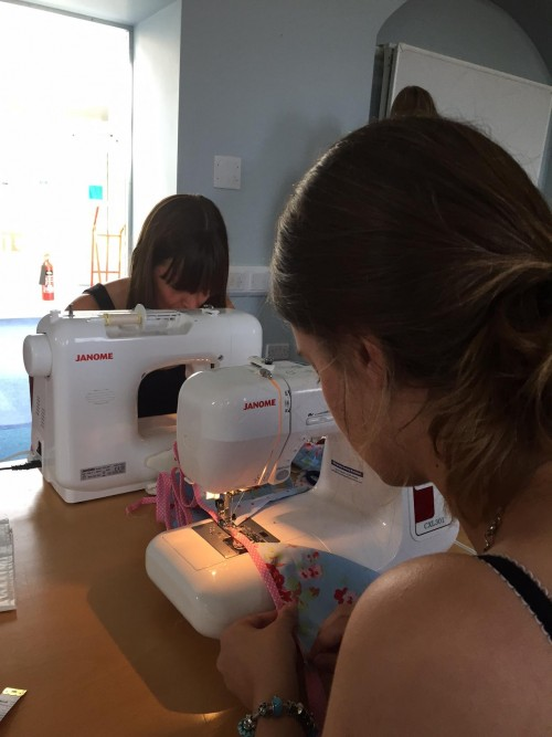Kirsty's sewing classes