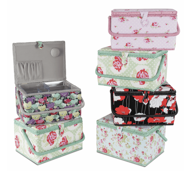 Sewing Boxes | Hampshire